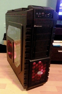 Full Tower Gaming PC
