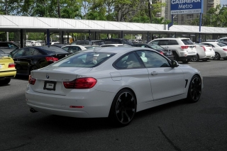 BMW 4 Series 428i Blanco 2014