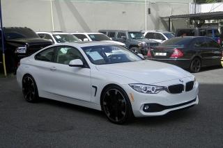 BMW 4 Series 428i Blanco 2014