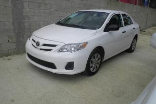 Toyota Corolla L Blanco 2013