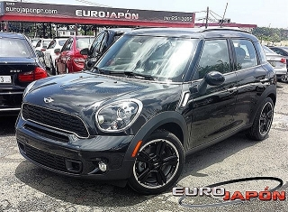 MINI COPOPER COUNTRYMAN S 2014 EUROJAPON