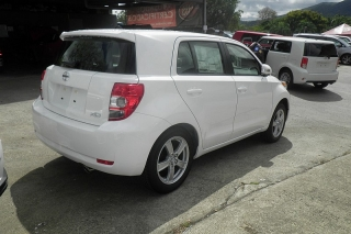 Scion Xd Blanco 2014