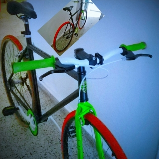 Bicicleta Fixie en Buenas Condiciones