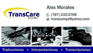 Traducciones Certificadas 787 232 2768// Transcripciones de Audio