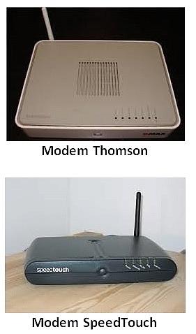Compro modem thomhson o speedtouch