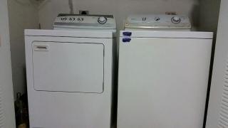 Combo lavadora y secadora (Gas) Maytag