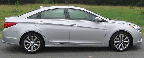 Sonata SE 2011