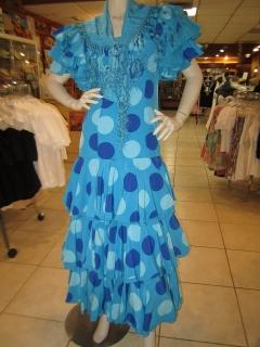 vestidos para bailar sevillanas