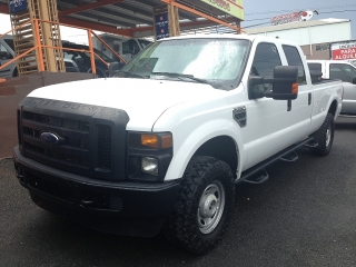 FORD  F 250 XL SUPER DUTY 4X4 2010
