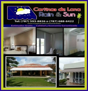 A.cortinas retractables area oeste 7875938826