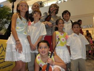 Violines Suzuki de Puerto Rico anuncia matricula abierta.Edades, entre 4 y 70.