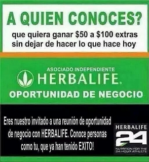 Herbalife, Asociado Independiente