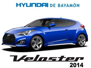 Hyundai Veloster 2017 varios colores a escoger