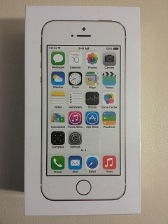 dorado iPhone 5S, Samsung S5, Sony PS4.$350