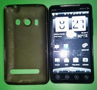 HTC Evo 4G de Sprint