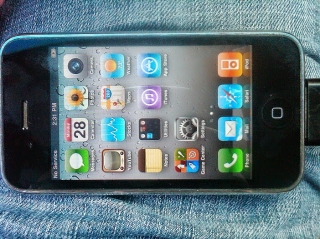 Iphone 3GS de 8GB de at&t