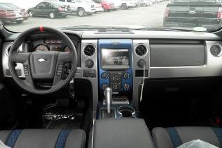 Ford F-150 Svt Raptor Plateado 2014