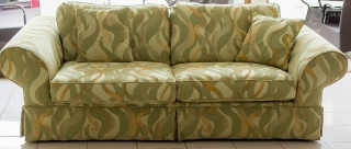 Juego de Sala - Sofa y Love Seat
