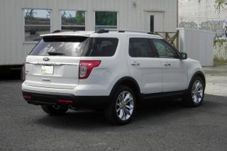 Ford Explorer Xlt Blanco 2011