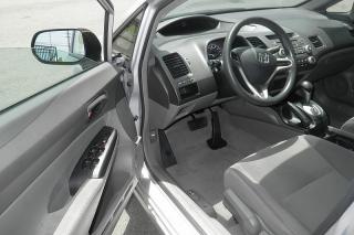 Honda Civic Sdn Dx-vp Plateado 2011