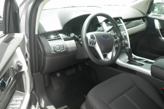 Ford Edge Se Plateado 2014