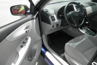 Toyota Corolla L Azul 2012