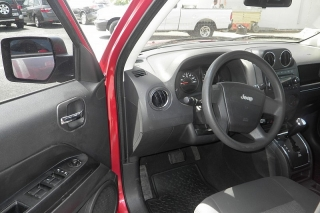 Jeep Patriot Base Rojo Vino 2009