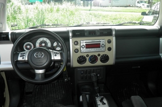 Toyota Fj Cruiser Sr Crema 2011
