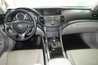 Acura Tsx Tech Pkg Plateado 2011