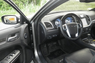 Chrysler 300 300c Gris Oscuro 2011