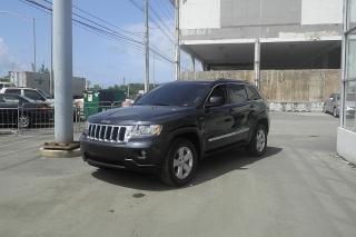 Jeep Grand Cherokee Laredo Gris Oscuro 2012