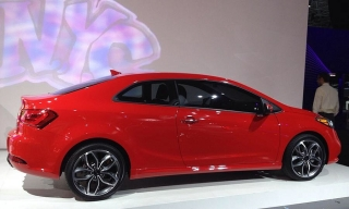 Kia Forte Koup Turbo 2015