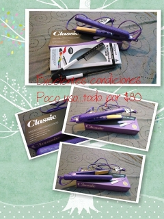 Plancha Corioliss & Straightening Comb