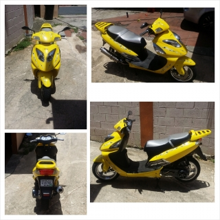 scooter vento 150