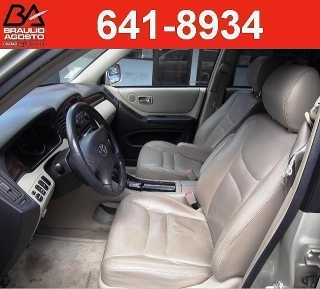 TOYOTA HIGHLANDER LIMITED 2003
