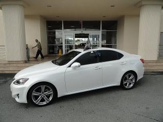 Lexus IS 250 SPORT PACK 2012
