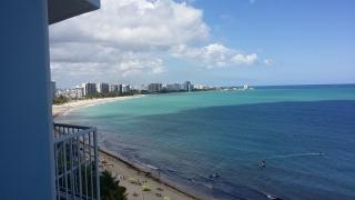 Torre del Mar, piso 11, frente al mar, 2h 1b 1p $289k
