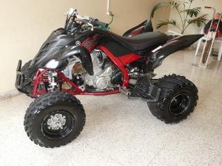 Raptor 700 SE 2008