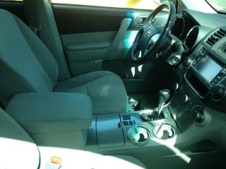 TOYOTA HIGHLANDER V6 2013