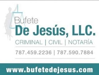 Bufete De Jesús (Horario Extendido: Abierto Sábados y Feriados)