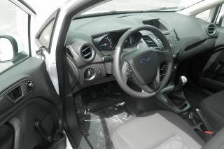 Ford Fiesta S Blanco 2014