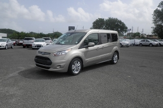 Ford Transit Connect Wagon Titanium Champang 2014