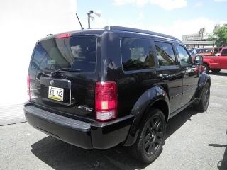 Dodge Nitro Heat Negro 2011