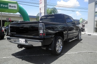 Chevrolet Silverado Lt1 Negro 2006