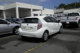 Toyota Prius C Blanco 2012