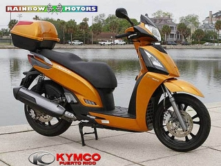 KYMCO PEOPLE GT 300i NUEVA 2015! 0 MILLAS!