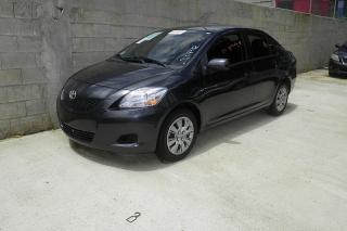 Toyota Yaris Negro 2012