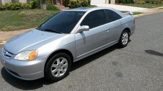 Honda Civic 2003 Gris