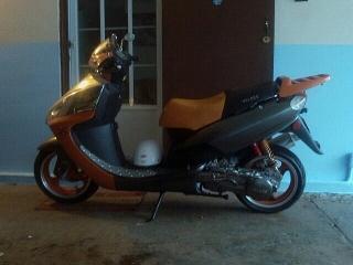 Scootter Vento Veloce