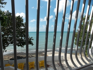 Casa de Playa frente al Mar Caribe